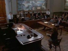 Law & Order 01x22 : The Blue Wall- Seriesaddict